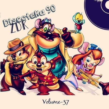 Дискотека ZDK 90 - Volume 37 ретро Mix by Dj Andreyka