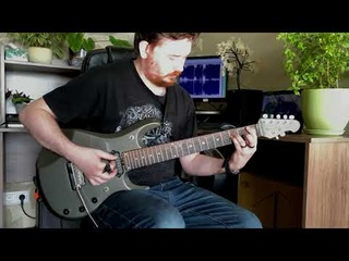 Green Day - Boulevard Of Broken Dreams (cover by Randall Harrell)