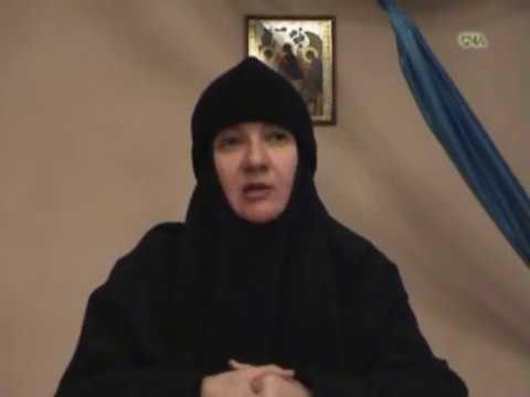 Переходный возраст Трудности монахиня Нина Крыгина