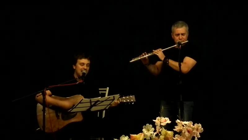Антон Свиркин и Иван Ципорков - Казанова (Наутилус Помпилиус)