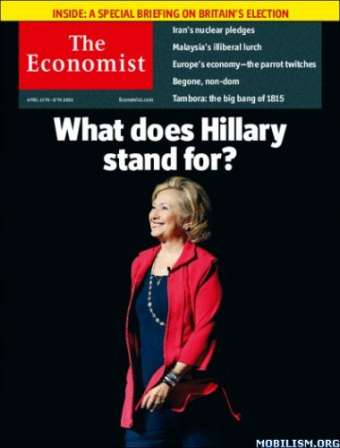 The Economist - Audio Edition (April 11th, 2015)