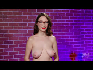 News porn naked Naked News