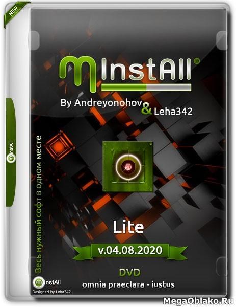 MInstAll by Andreyonohov & Leha342 Lite v.04.08.2020 (RUS)