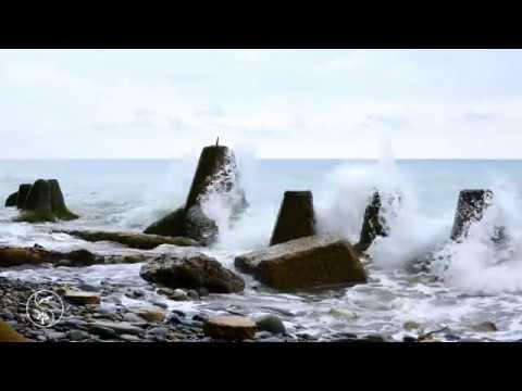 ~ Шум моря Морской прибой Волны Шум волн - ДЛЯ СНЯТИЯ СТРЕССА. Морской бриз. RELAX. ♥♥ ~ 🌊
