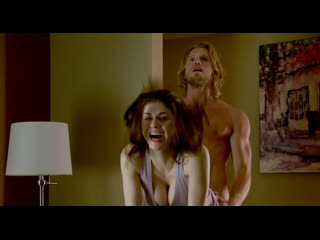 Александра Даддарио - Стоянка / Alexandra Daddario  - The Layover ( 2017 )
