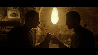 Alien Covenant : David Teach Walter to use Flute 60FPS