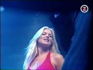Victoria Silvstedt feat Turbo B Rock Steady Love Live