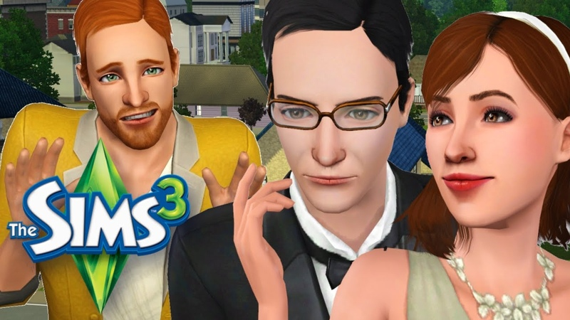DRUNK UNCLE AT THE WEDDING | Sims 3 Pleasantview | EP 13