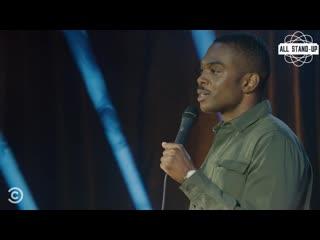 Jordan temple why black men struggle to talk about depression [allstandup | субтитры]