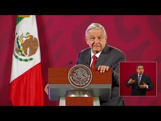 #Mañanera Andrés Manuel López Obrador Viernes 11 Septiembre 2020 CDMX  🔝🔝🔝
