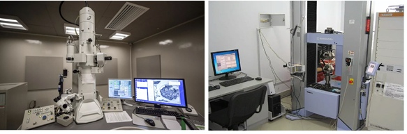 Оборудование, на котором работают материаловеды
