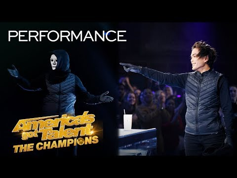 SHIN LIM Is Magician X Marc Spelmann Blows Minds With Magic America's Got Talent The Champions
