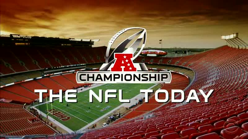 The NFL Today (CBS, 19.01.20)
