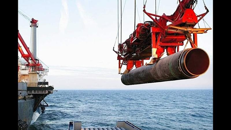 Россия может начать достройку «Северного потока-2» 27 января 2020 года