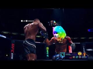 НАКАЗАЛ ОЛИМПИЙСКОГО МИШКУ в UFC 4