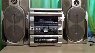 SONY HCD-RX900 vs SONY MHC-881 4/5 - sound test