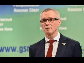 Сергей Усачёв: «Бюджет Коми сохранит меры социальной поддержки граждан в полном объеме»