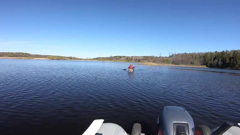 Luga 2020 kayak may