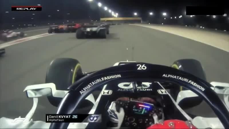 R sportsОдна из самых страшных аварий последних лет Формулы 1 произошла в рамках гран при Бахрейна На первом круге гонщик