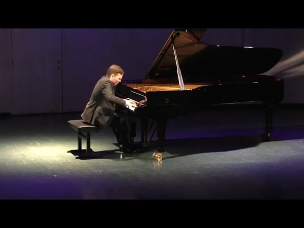 29 02 2020 T Vladimirov Special guest in A Romanovsky's concert Chamber hall of M i H m