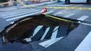 Giant Pothole W4 and Ave T Brooklyn NY