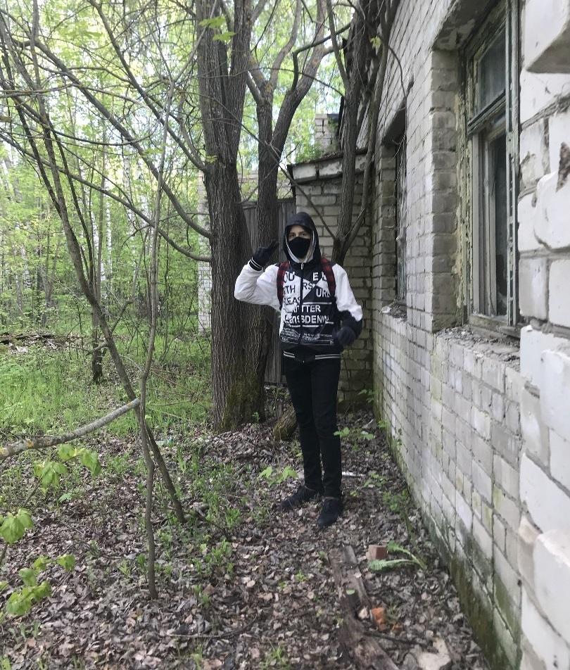 Заброшенный лагерь г.Казани