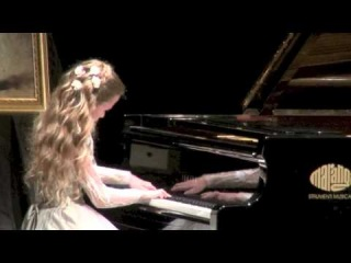 Anastasia Makhamendrikova Concorso Argento Concerto dei vincitori