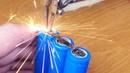 ✅ Контактная, точечная сварка для аккумуляторов из микроволновки своими руками Spot Welder DIY