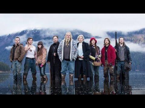Аляска семья из леса 8 сезон 1 серия