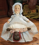 Куклы перевертыши. Притягивают и отталкивают одновременно.  Американские куклы-перевертыши (topsy-tu