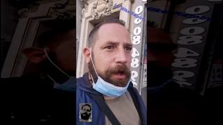 Micro Trottoir à Paris sur les Masques avec Le Mike Rambo