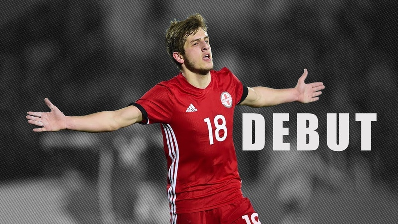 Giorgi Chakvetadze Debut For Georgia National Team ᴴᴰ