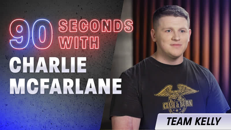 90 Seconds With Charlie McFarlane (The Voice Australia 2020)