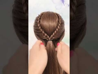 Girlhairstyle The Most famous stylehair video for girl /63