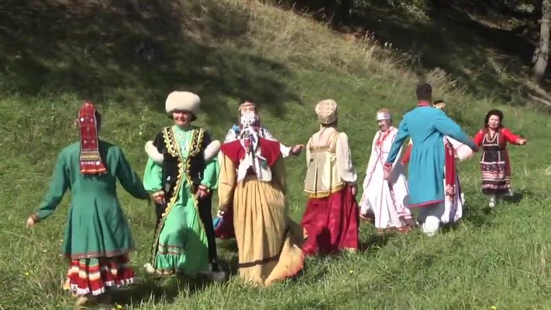 Марийская веревочка Коллектив Дворца Культуры с Мишкино
