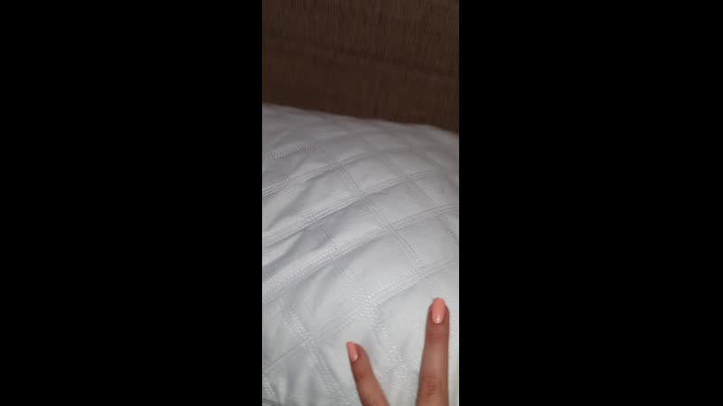 Видео о наших подушках