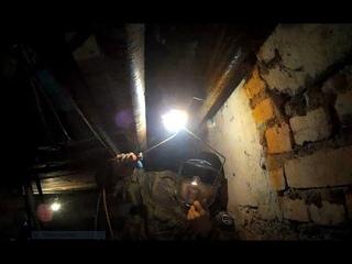 Газосварка ЖКХ. Меняем 125ю трубу на 89ю. ХВС Gas welding of housing and communal services(3 часть)