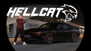 Dodge Challenger SRT Hellcat: адская кошка или ВЕДЬМА?