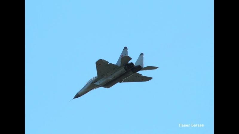 Высший пилотаж на МАКС 2019