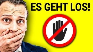 EU plant offiziell Abschaffung deiner Freiheit! (JETZT)