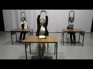 Стрейч-упражнения для офисных работников