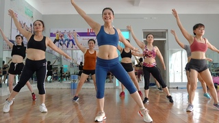 Exercise Body Weight Loss And Toning   Zumba Class