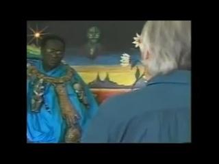 David Icke interviewte Credo Mutwa (.) zu spirituellen Auswirkungen von Impfungen