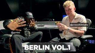 PVLACE & GUNBOI IN STUDIO w/ OLEXESH | BERLIN VOL.  1
