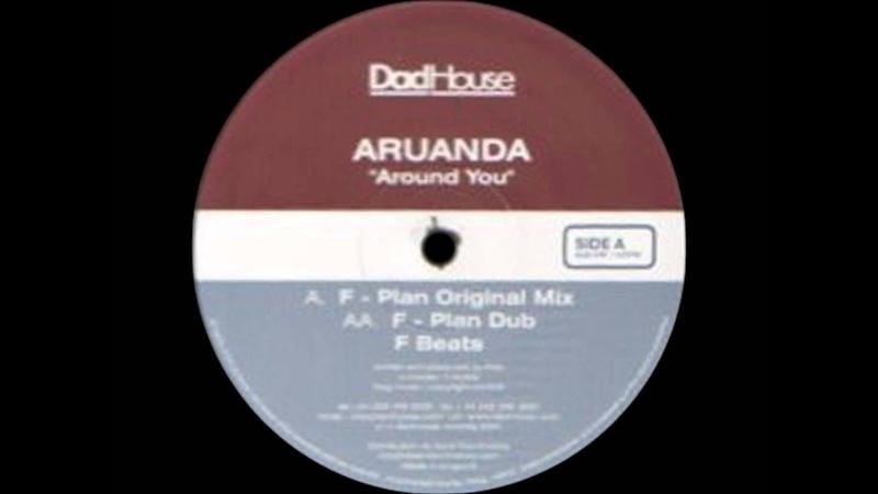 Aruanda Around You F Plan Dub DADHOUSE DADH 006