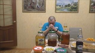 Коломенский виски долгожданная дегустация.