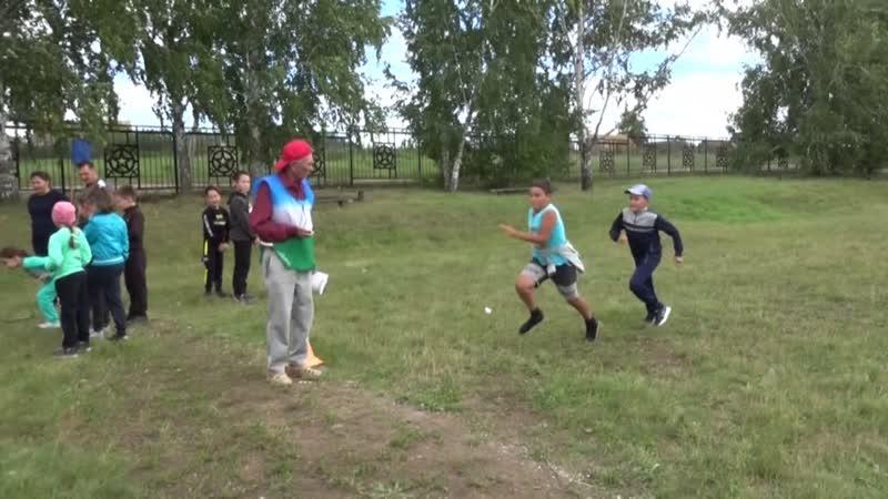 Нормы ГТО в с Кармышево