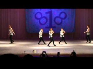 *Project 818* Russian Dance Championship 2013 - KINKYPIPL