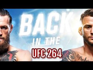 """UFC 264: McGregor vs Poirier 3 PROMO """"It's Official"""" Trilogy"""