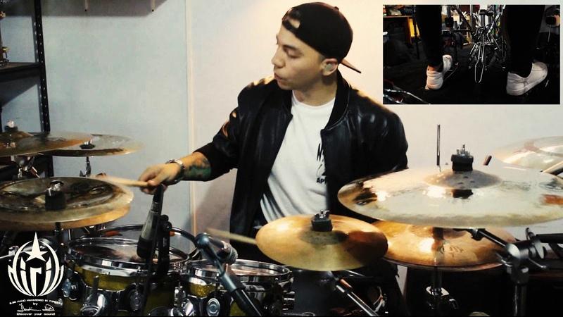 Diril Cymbals Presenta a Marcos Novoa Still love her Bobby Feeno drum cover